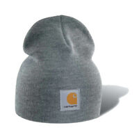 Carhartt Men's Acrylic Knit Hat, One Size Fits All