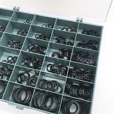 O-Ring Sortiment, 3 - 30 mm, metrisch, NBR 70, 425 tlg.
