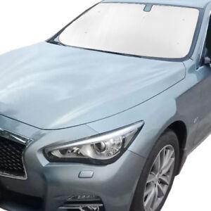 Fit For Infiniti Q50 2014-2021 Sedan Front Windshield Window UV Block Sunshade
