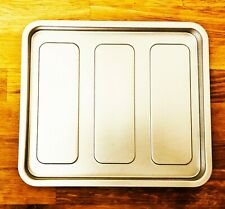 """NEW Small Toaster Oven Pan Bake in Oven Bakeware 9"""" by 7.75"""" Kitchen Cook"""