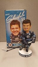 Winnipeg Jets Mark Scheifele #55 SGA Bobble Bobblehead 3-30-2017 NHL not Coyotes