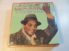 jackie wilson story the volume two SEALED lp 1985 unopened r&b 60's soul pop