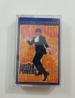 Austin Powers Originial Soundtrack Cassette Hollywood Records