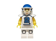 Lego Football Player 8833 Collectible Series 8 Minifigure