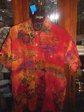 Tropical Tantrum FAB Hawaiian Asian Shirt NEW NWT S