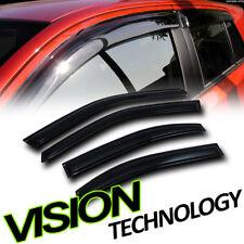 For 00-03 Maxima Rain/Wind Smoke Tint Guard Vent Shade Deflectors Window Visors
