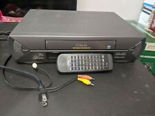 Toshiba Vhs Pro Drum V3 Technology M653 4-Head super clean tested with remote