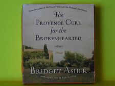 The Provence Cure for the Brokenhearted : A Novel by Bridget Asher (2011, CD,...