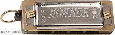 HOHNER MINI 38-C WORLD'S SMALLEST PLAYABLE HARMONICA !!