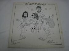 THE WHO   RECORD ALBUM THE WHO BY NUMBERS MCA 37002  1975 *GREAT  SHAPE*  (R290)