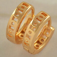 Children Huggie earing Free Shipping Fashion Perfect 14K Real Gold Filled