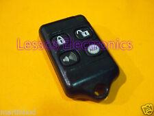 N4VMXT251 .2 Micro Alarm 315mhz Black Transmitter Remote Fob 2.2 Logo