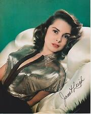 Janet Leigh  Autograph, Original Hand Signed Photo