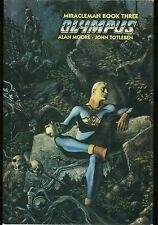 Miracleman Book 3 Olympus Hardcover HC HB Eclipse Alan Moore Totleben Rare OOP
