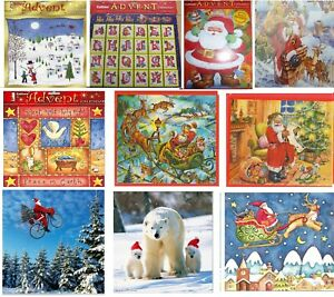 Count Down to Christmas- Advent Calendar- 24 Windows to Peel Open to Christmas