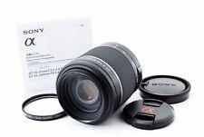 Sony SAL 55-200mm f/4.0-5.6 DT SAM Lens A-Mount [Near Mint]  SAL55200 Japan #462