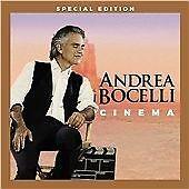Cinema - Andrea Bocelli Audio CD