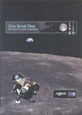 Isle of Man--Moon Landing One Small Step-Space special sheet  + Folder 2019 mnh