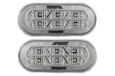 VW Sharan Passat B5 Transporter T5 LED Clignotants Latéraux Clair Répéteur Paire
