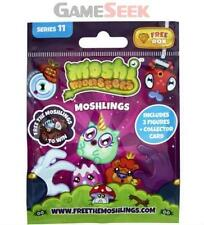 MOSHI MONSTERS SERIES 11 BLIND BAG (ONE UNIT) - TOYS BRAND NEW FREE DELIVERY