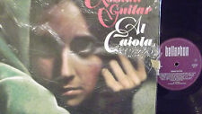 ROMAN GUITAR AL CAIOLA ON BELLAPHON RECORDS IN SHRINK IN STEREO GERMAN IMPORT