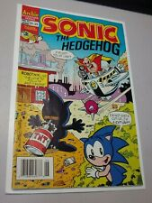 Sonic The Hedgehog #11 Archie Adventure Series Comic Book