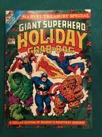 Giant Superhero Grab Bag 1974 Treasury - Fine/Very Fine (7.0)