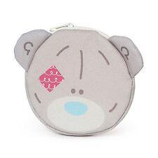 Me to You Small Bear Head Purse Pocket Money Coin Zip Up Purse - Tatty Teddy