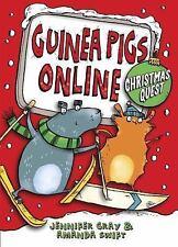 Guinea Pigs Online: Christmas Quest - Acceptable - Gray, Jennifer - Hardcover