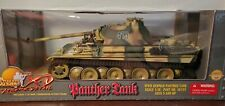 Ultimate Soldiers    21st Century Toys    German Panther Tank   with   Commander