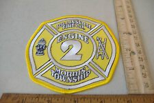 ~COLLINSVILLE FIRE CO.~ENGINE 2~MORRIS TOWNSHIP~FABRIC PATCH~