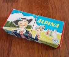 Vintage Alpina Koch Harmonica With Original Box