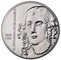 Portugal 2016 Regine d'Europa: Catarina Khalid de Bragança 1638-170