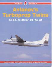 Antonov's Turboprop Twins: An-24/An-26/An-30/An-32 (Red Star)
