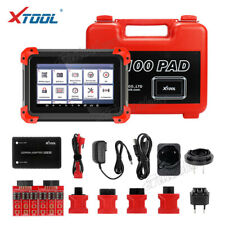 XTOOL X100 PAD Tablet Key Programmer Auto Diagnostic Scanner Code Reader Tool