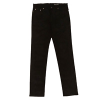 Versace Slim Fit Jeans - Versace Collection Style Code: V600329S Black