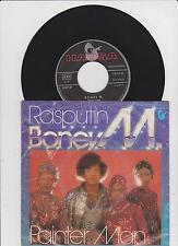 "7 "" Boney M. - Rasputin"