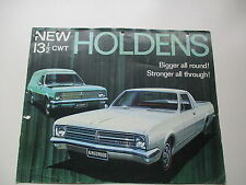 Holden Car and Truck Advertising Collectables