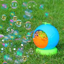 Bubble Machine Automatic Durable Blower for Kids 500 Bubbles per Minute Outdoor