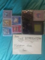 Nintendo Game Boy Limited Edition Play It Loud Black Handheld System