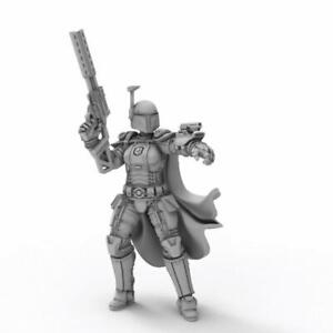 Heresy Lab Miniatures Hunter Bella Fit Inquisitor