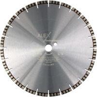 Diamant-Trennscheibe 380mm x 25,4 Stahl-Beton Scheibe Stein-Säge Fugen-Schneider