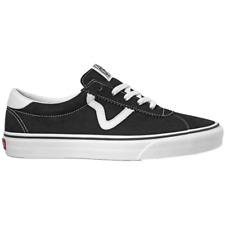 Vans Sport (Suede) Black / White