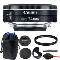 Canon EF-S 24mm f/2.8 STM Lens Kit for Canon Digital SLR Camera