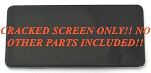 OEM ZTE BLADE MAX 2s Z6410S REPLACEMENT~WORKING LCD~CRACK DIGITIZER~FRAME