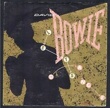 DAVID BOWIE LET'S DANCE 45T SP vinyle 1983 EMI 2C 008-86.880