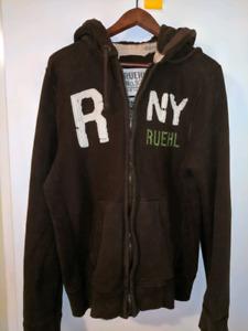 Ruehl No. 925 5x Zip up hoodies