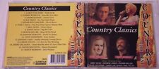 Country Classics - Various Artists CD Castle Compilation 1995