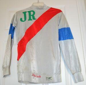 Authentic Jockey Silks - Used in Horse Races