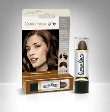 Irene Gari Cover Your Gray touch-up hair color stick for Women .15oz. Mahogany